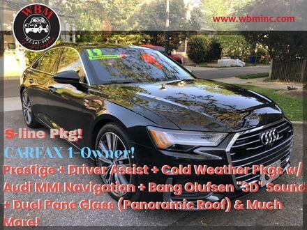 2019_Audi_A6 3.0T Prestige_3.0T Prestige quattro_ Arlington VA