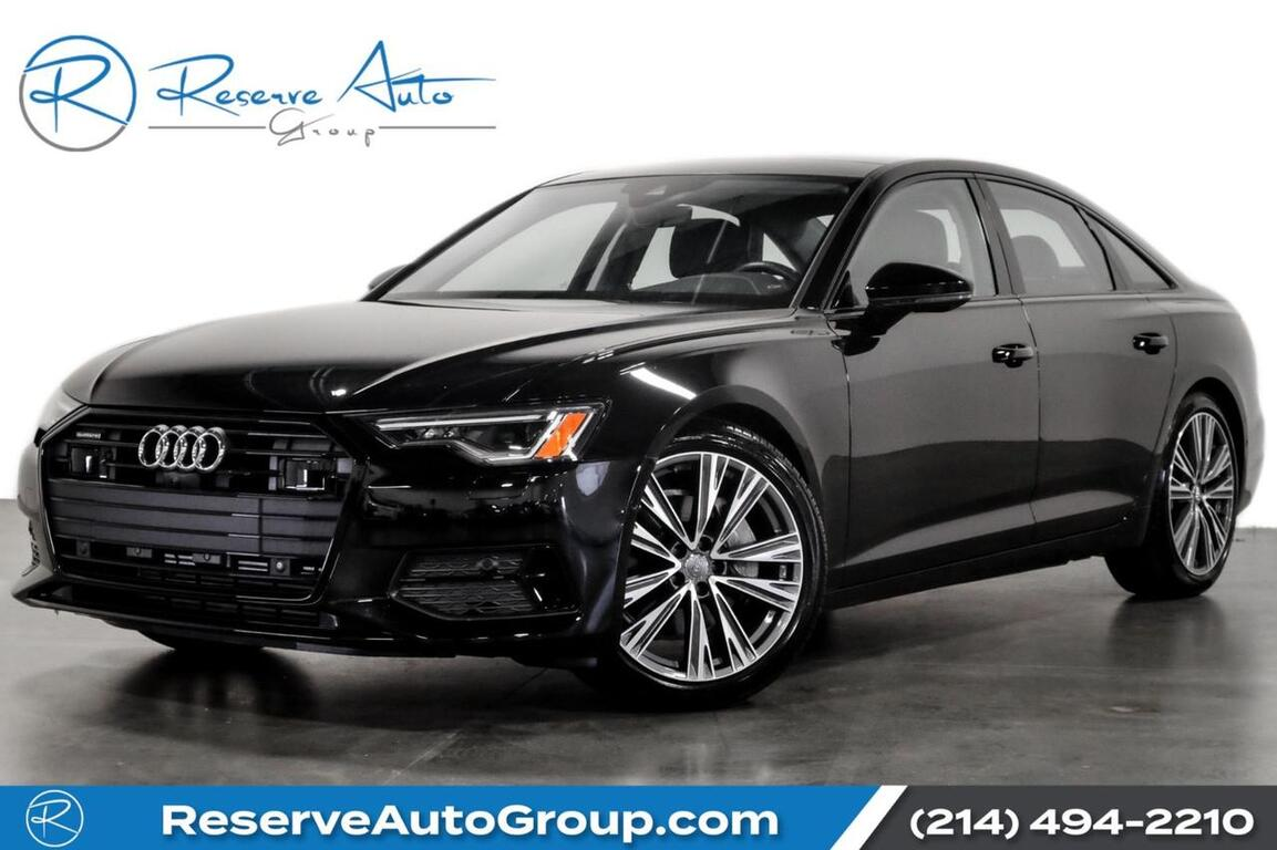 2019 Audi A6 Premium Plus BlackOptic S-Line Pkg Executive Pkg The Colony TX