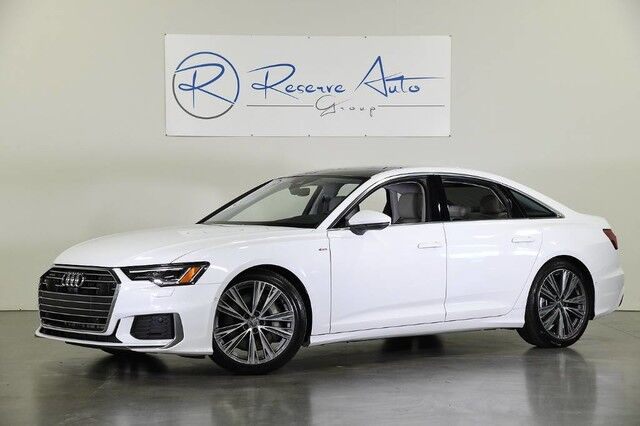 2019 Audi A6 Premium Plus Sport Pkg Drar Assist Pkg Warm Wthr Pkg The Colony TX