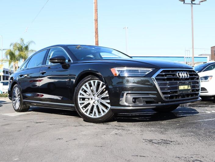 2019 Audi A8 L  Los Angeles CA