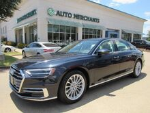 2019_Audi_A8_L 3.0 TFSI quattro *$94,210.00 MSRP, Luxury Package, Executive package, Cold weather package*_ Plano TX