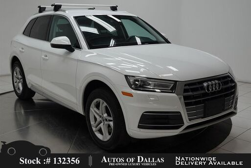 2019_Audi_Q5_2.0T Premium CAM,HTD STS,18IN WHLS,HID LIGHTS_ Plano TX