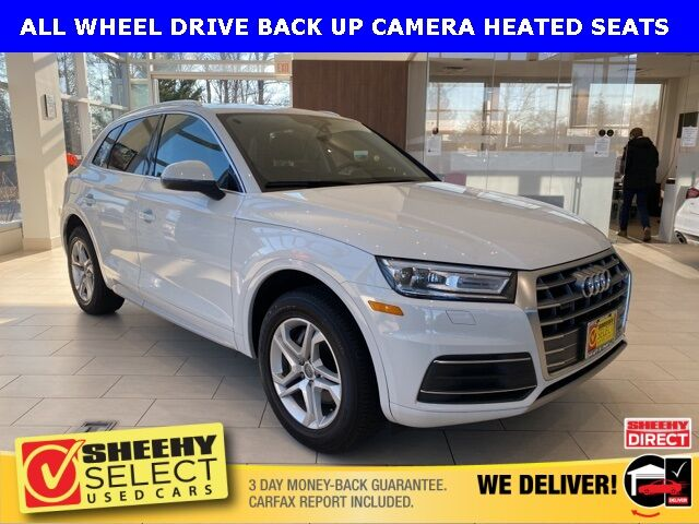 2019 Audi Q5 2.0T Premium Chantilly VA
