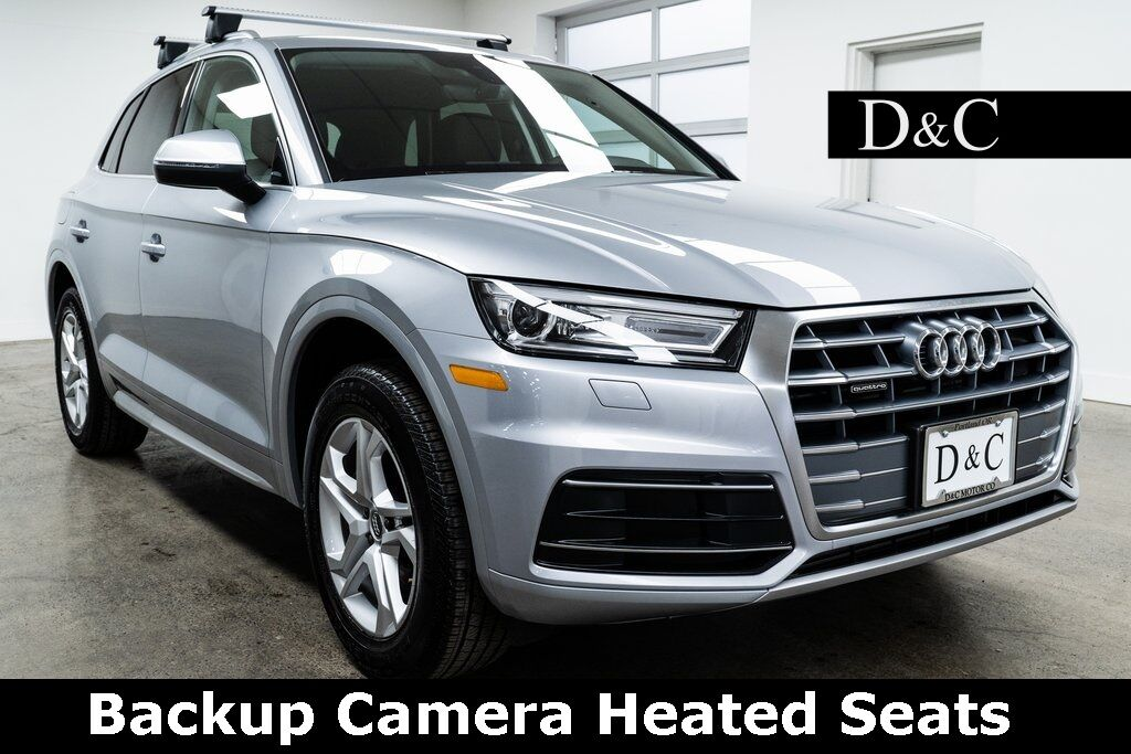 2019 Audi Q5 2.0T Premium quattro Backup Camera Heated Seats Portland OR