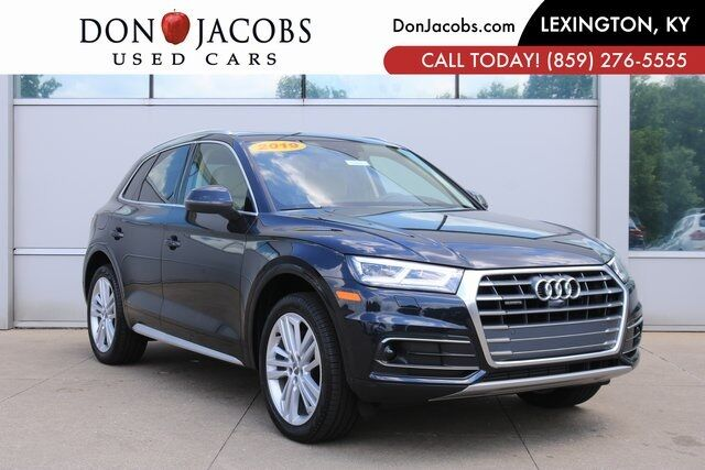 2019 Audi Q5 2.0T Prestige Lexington KY