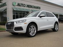 2019_Audi_Q5_2.0T Prestige quattro Back-Up Camera Blind Spot Monitor Bluetooth Connection Climate Control Cooled_ Plano TX