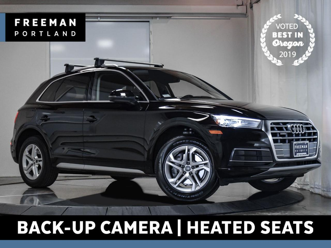2019 Audi Q5 Premium quattro Heated Seats Back-Up Camera