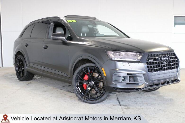 2019 Audi Q7 55 Prestige Merriam KS