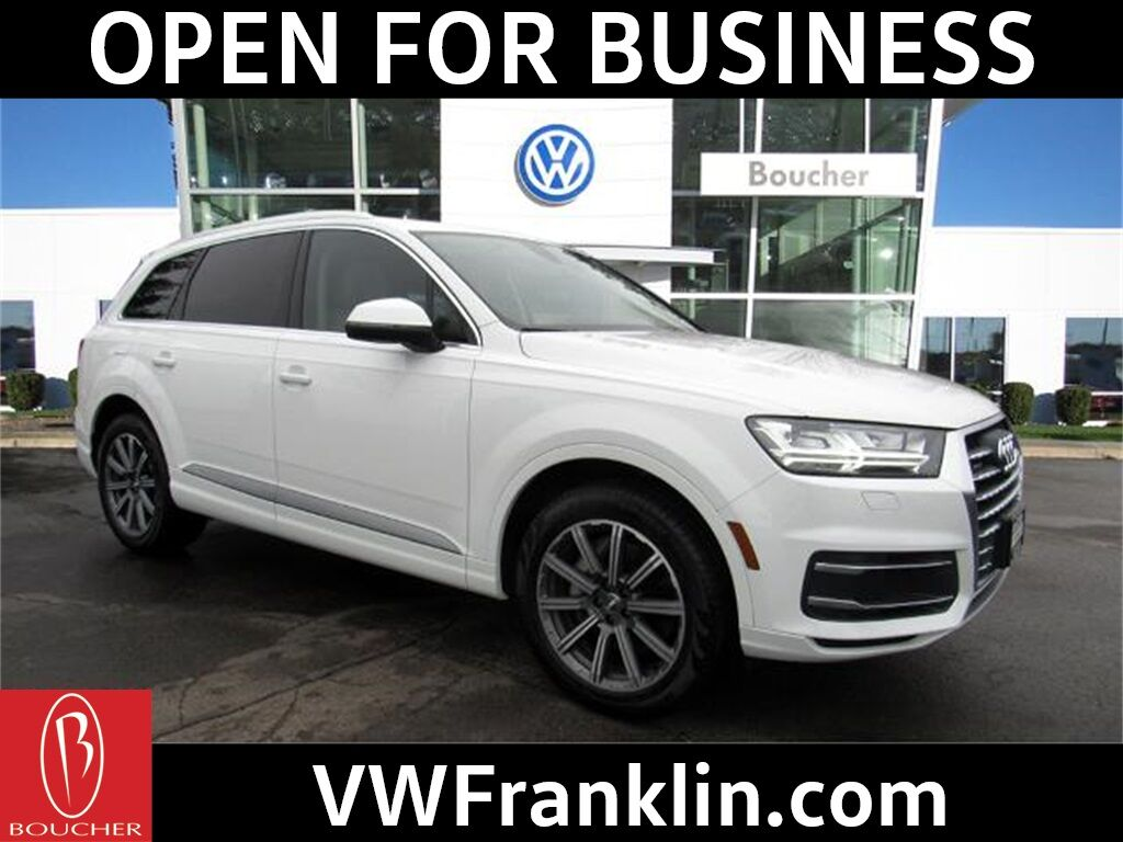 2019 Audi Q7 Premium Plus Franklin WI