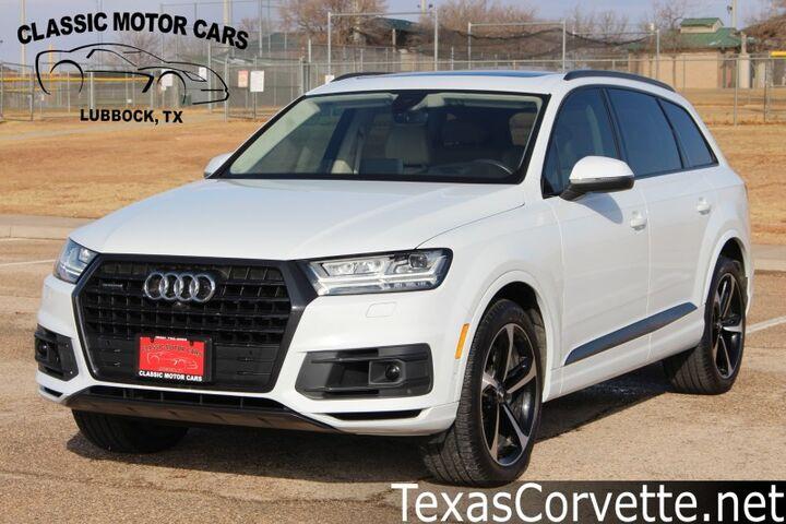 2019 Audi Q7 Prestige Lubbock TX