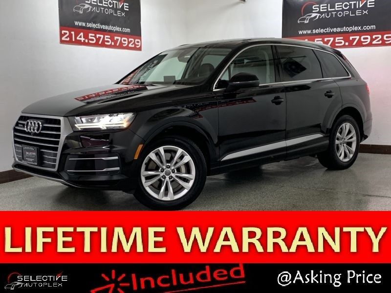 2019 Audi Q7 SE Premium Plus, NAV, LEATHER SEATS, PANO ROOF, BOSE Carrollton TX