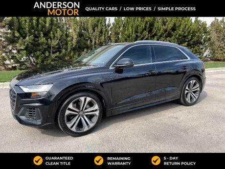 2019 Audi Q8 3.0 TFSI Prestige quattro Salt Lake City UT