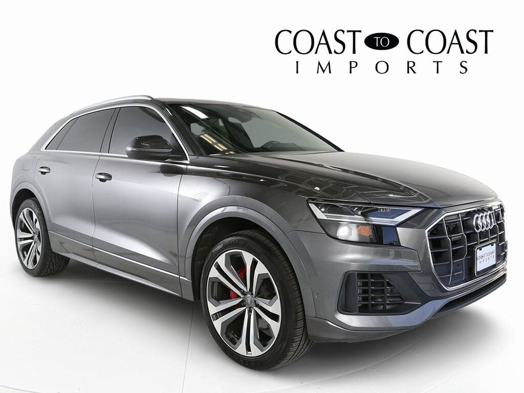 2019 Audi Q8 3.0T Premium Plus Indianapolis IN