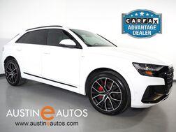 2019_Audi_Q8 55 TFSI 3.0T Quattro Prestige_Prestige_ Round Rock TX