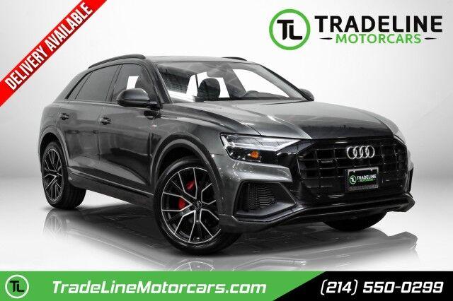 2019 Audi Q8 Premium Plus CARROLLTON TX