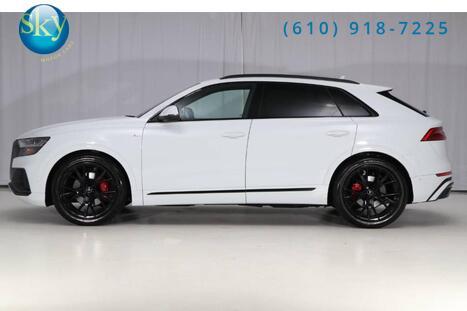 2019_Audi_Q8 Quattro AWD_Premium Plus_ West Chester PA