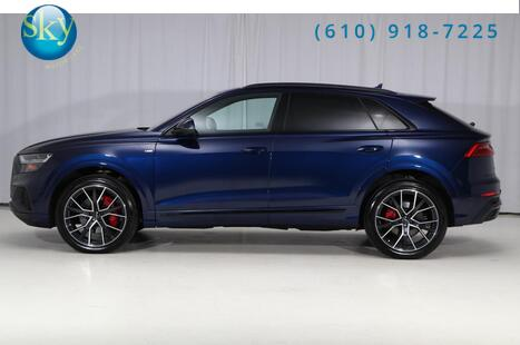 2019_Audi_Q8 Quattro AWD_Premium Plus_ West Chester PA