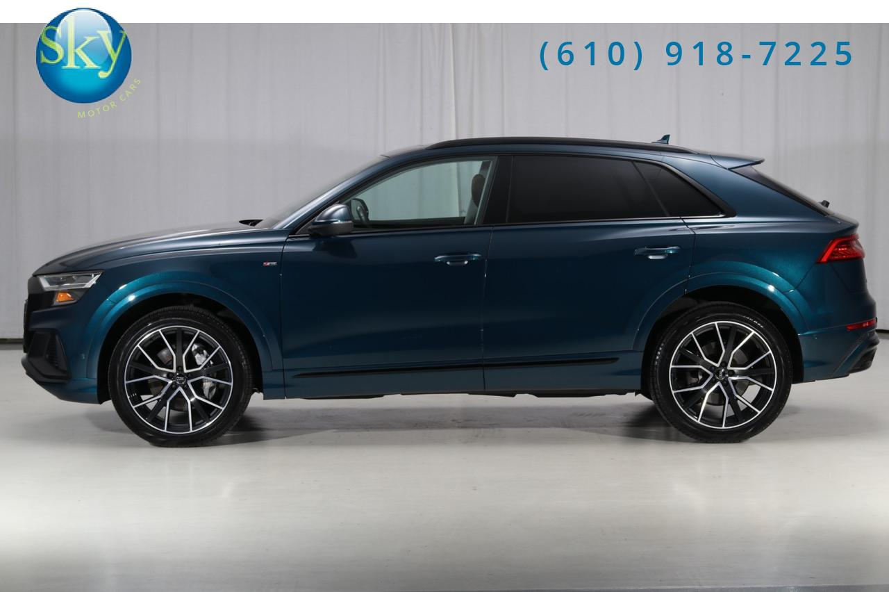 2019 Audi Q8 Quattro AWD Premium Plus YEAR ONE PACKAGE West Chester PA