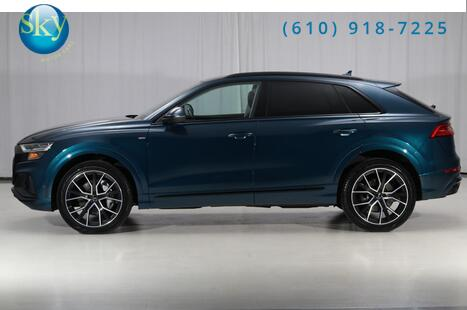 2019_Audi_Q8 Quattro AWD_Premium Plus YEAR ONE PACKAGE_ West Chester PA