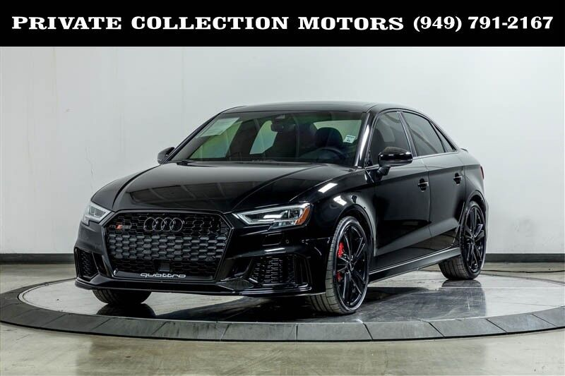2019_Audi_RS 3__ Costa Mesa CA