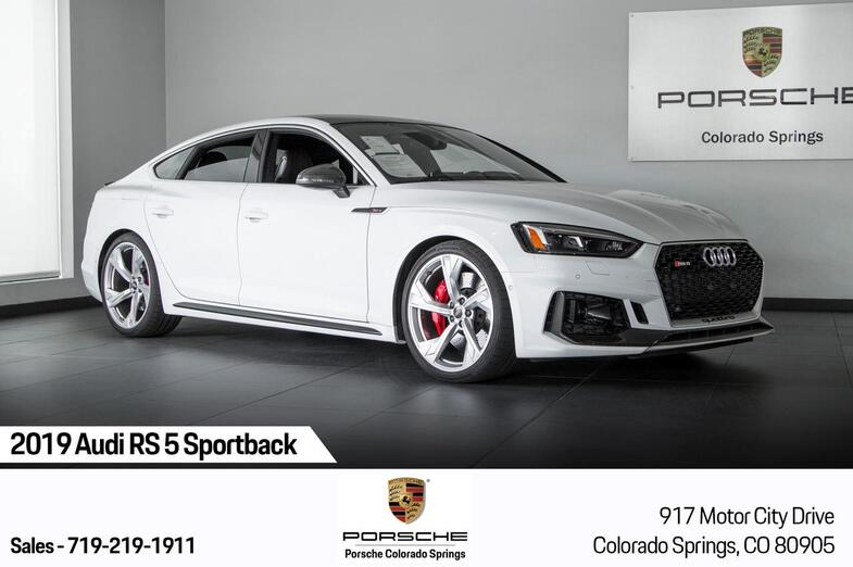 2019 Audi RS 5 Sportback  Colorado Springs CO