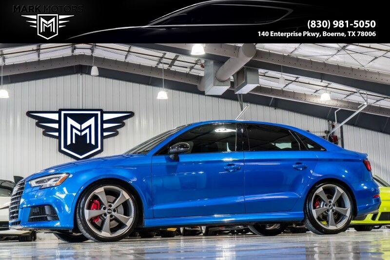 2019_Audi_S3_Premium Plus_ Boerne TX