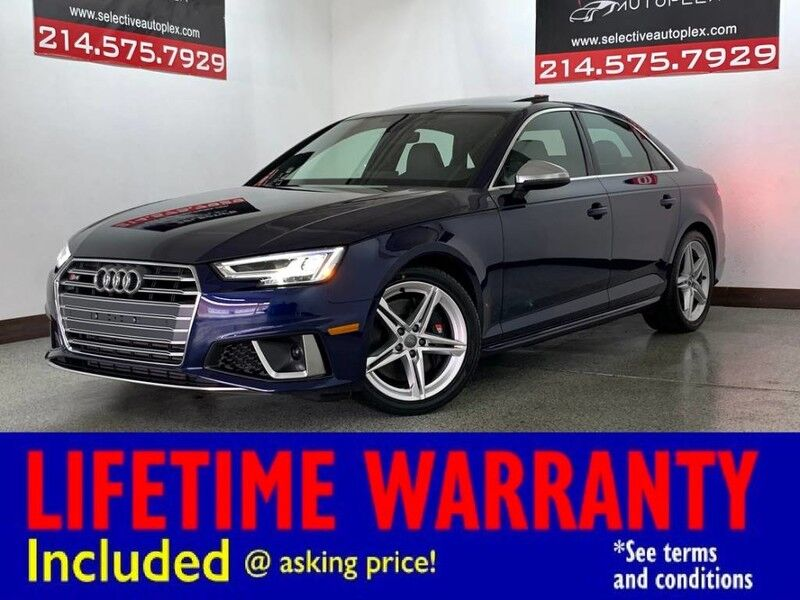 2019 Audi S4 Premium Plus AWD, NAV, LEATHER SEATS, REAR VIEW CAM