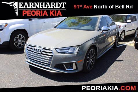 2019_Audi_S4_Premium Plus_ Peoria AZ
