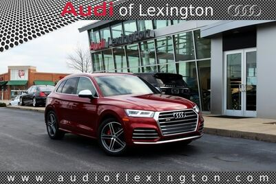 2019_Audi_SQ5_3.0T Premium_ Richmond KY