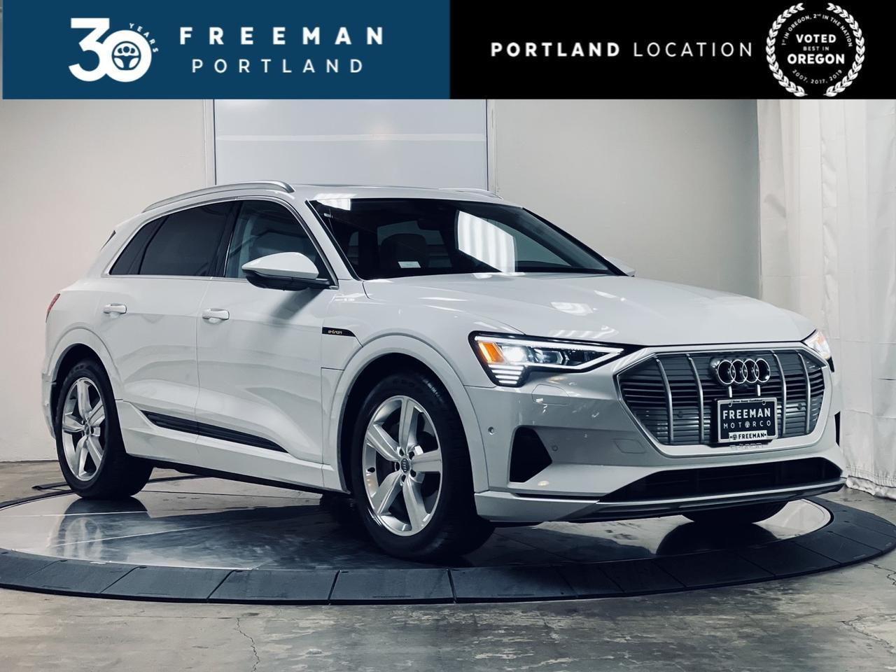 2019 Audi e-tron Premium Plus Adaptive Cruise w/Traffic Jam Assist Portland OR