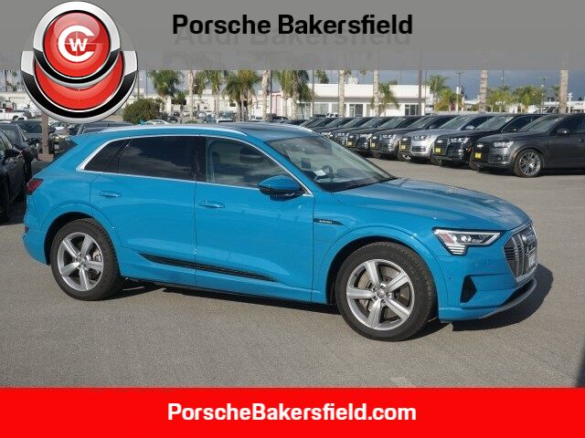 2019 Audi e-tron Premium Plus Bakersfield CA