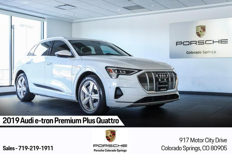 2019 Audi e-tron Premium Plus Quattro Colorado Springs CO