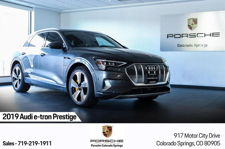 2019 Audi e-tron Prestige Colorado Springs CO