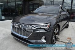 2019_Audi_e-tron_Prestige / Edition One Pkg / Driver Assistance Plus Pkg / Cold Weather Pkg / Heated & Cooled Massaging Front Leather Seats / Night Vision Assist / Panoramic Sunroof / Bang & Olufsen Speakers / HUD / Navigation / 1 Owner_ Anchorage AK