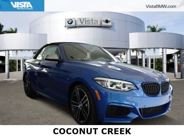 2019 BMW 2 Series M240i Coconut Creek FL