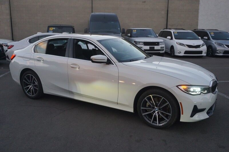 2019 BMW 3 Series 330i xDrive (06/19) SPORT LINE / CONVENIENCE PACKAGE/18' Monterey Park CA