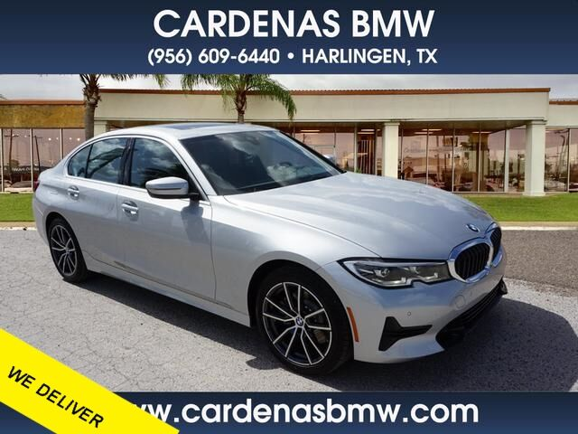2019 BMW 3 Series Base Harlingen TX