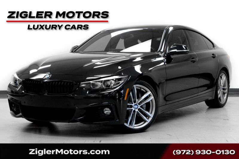 2019 BMW 4 Series 430i Addison TX