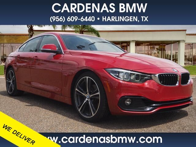 2019 BMW 4 Series 430i Gran Coupe Harlingen TX