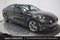 BMW 4 Series 430i Gran Coupe SPORT LINE,NAV,CAM,SUNROOF 2019
