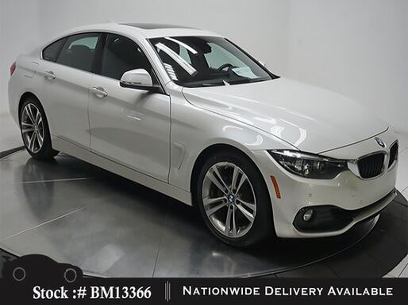 2019_BMW_4 Series_430i Gran Coupe SPORT LINE,NAV,CAM,SUNROOF,BLIND S_ Plano TX