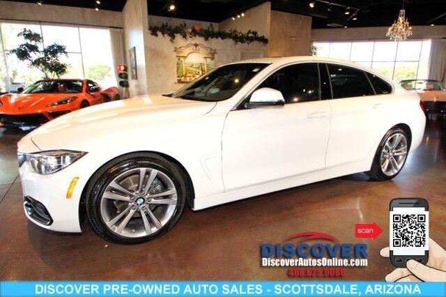 2019 BMW 4 Series 430i Gran Coupe Sedan 4D Scottsdale AZ