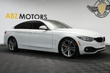 2019_BMW_4 Series_430i_ Houston TX