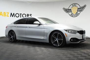 2019_BMW_4 Series_430i Sport,Navigation,Camera,Apple Play,Comfort Access_ Houston TX
