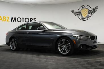 2019_BMW_4 Series_430i Sport,Navigation,Camera,Bluetooth,Push Start_ Houston TX