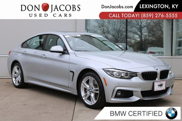 2019 BMW 4 Series 430i xDrive Gran Coupe Lexington KY