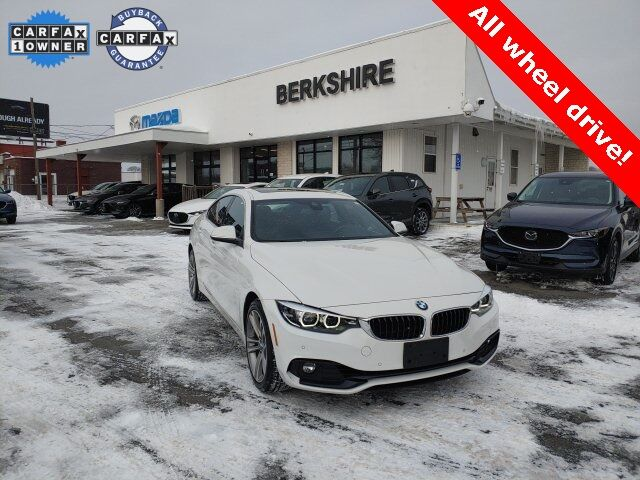 2019 BMW 4 Series 430i xDrive Gran Coupe Pittsfield MA