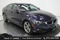 BMW 4 Series 430i xDrive Gran Coupe SPORT LINE,DRVR AST,NAV,CAM 2019