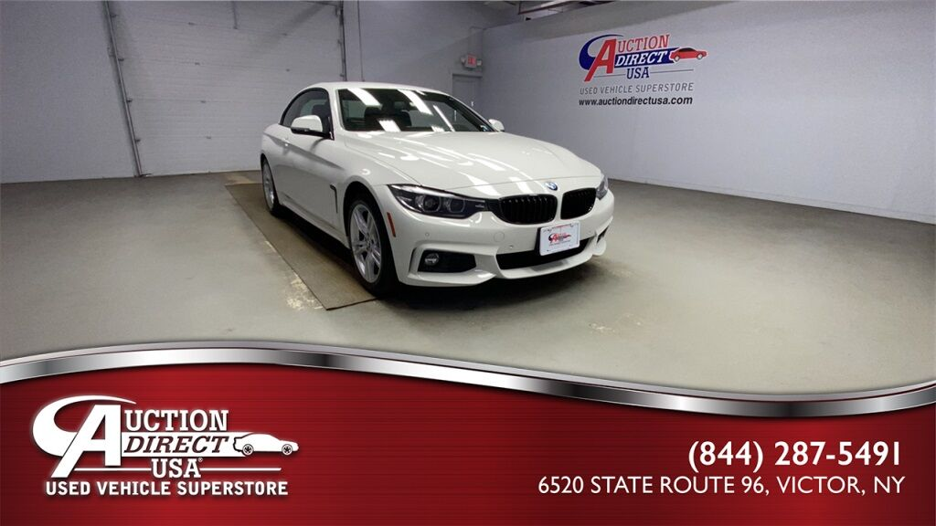 2019 BMW 4 Series 430i xDrive Victor NY