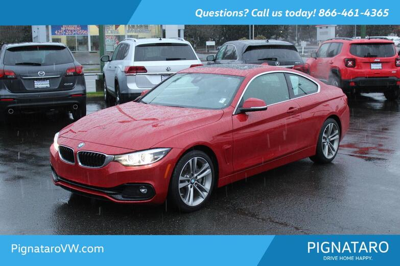 2019 BMW 4 Series 440i Everett WA